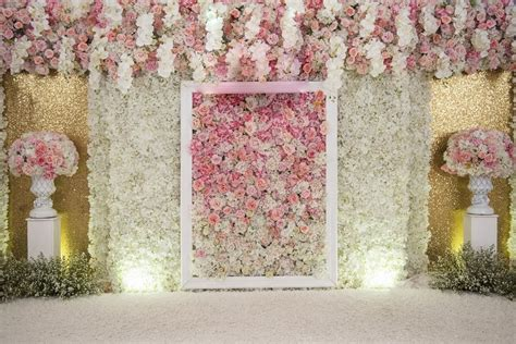 Wedding Stage Decorations Ideas that Will Mesmerize your