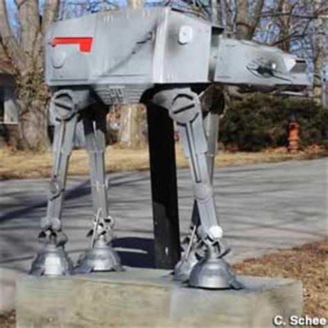 kansas city mo star wars   walker mailbox