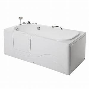 Bath, Tub, For, Elderly, Vital, M, Lying, Position