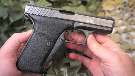 heckler koch hk p mm squeeze cocker pistol review texas gun blog youtube