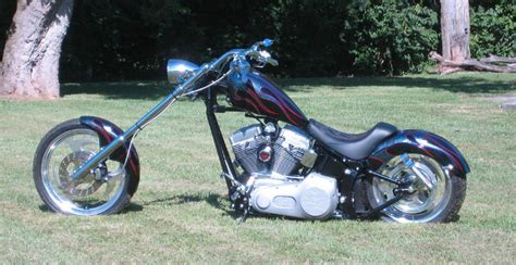 Jh Choppers, 2006 Fxsti Efi Chopper Project