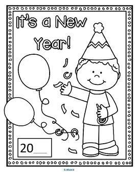 new year activities no prep for preschool pre k and 499   original 1615743 3