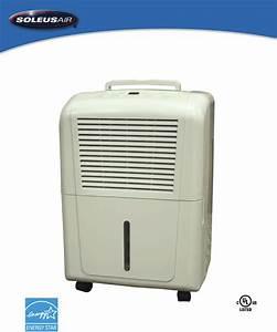 Soleus Air Dehumidifier Dp1