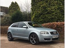 2004 AUDI A3 20 TDI S LINE WHEELS NATIONWIDE DELIVERY