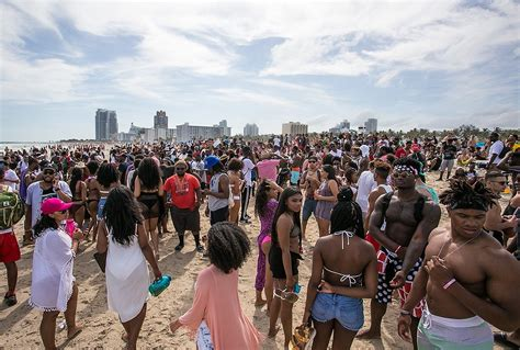 Antoinne Decade Murdered On Ocean Drive Amid A Throng Of Spring Breakers  Miami New Times