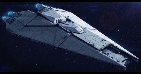 Star Wars Cec Freedom-class Star Defender By Adamkop On