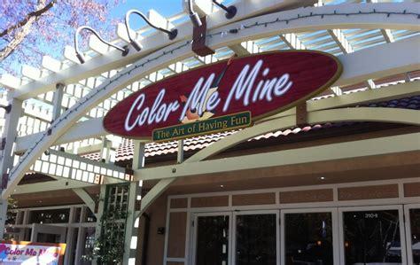 color me mine pleasanton color me mine pleasanton ca signs designs