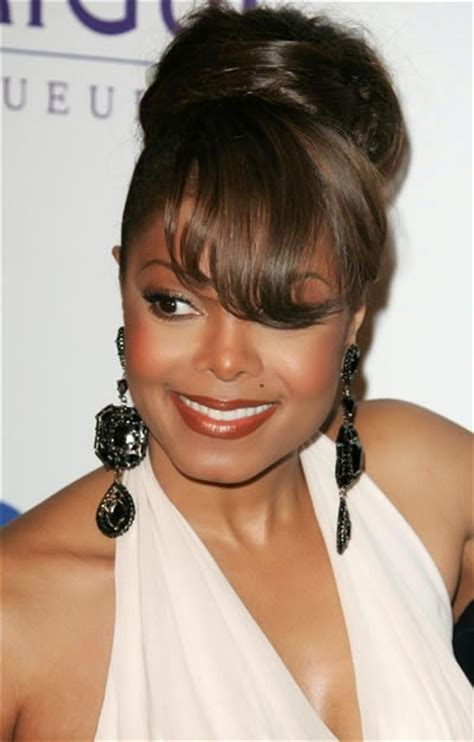 Black Hairstyles With Bangs And Buns by Top 15 Black Hairstyles With Buns And Bangs Hairstyles