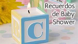 40 Ideas Recuerdos para Baby shower HD YouTube