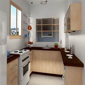Simple small kitchen design interior zquotes for Interior designs of small kitchens