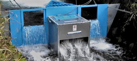 Универсальная бесплотинная микро–ГЭС своими руками