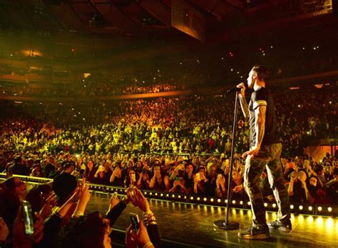 maroon 5 vancouver m m bands have more in common than expected