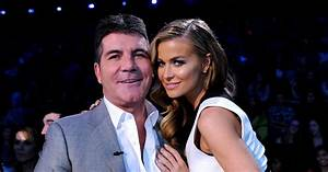 """""""We're dating!"""" X factor's Simon Cowell and Carmen Electra ..."""