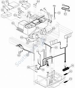 Sc340 Legend 4 Wheel Replacement Parts