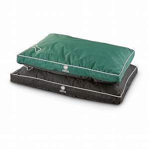 akc water resistant dog bed a=