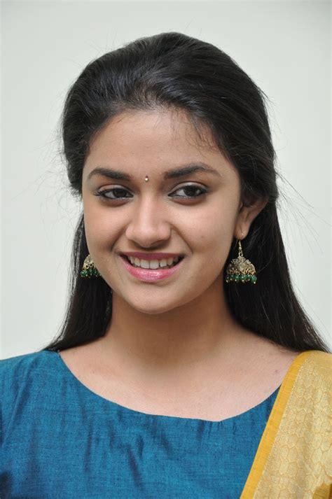 actress keerthi suresh cute photos nenu local movie actress keerthi suresh cute images