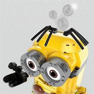 Mega Construx Minions Instructions