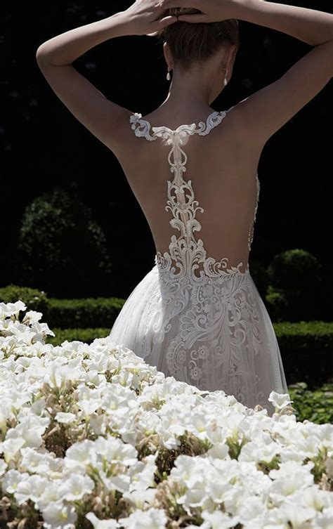 eye catching racerback wedding dresses youll love