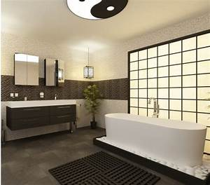 deco salle de bain zen With decoration zen salle de bain