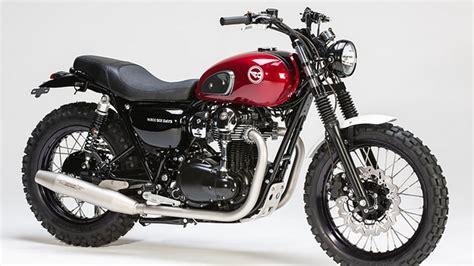 Kawasaki W 800 Custom Bike By Lsl Autoevolution