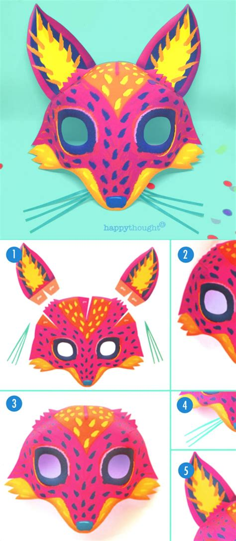 printable alebrije masks isaacs coco loco party coco