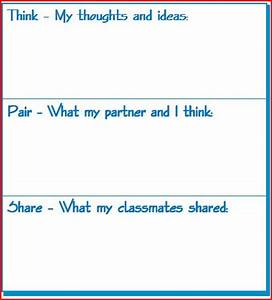 ed401spring11 koch storybook 2 With think pair share template