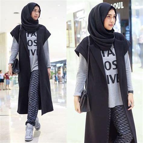 gaya hijab simple remaja hijab busanamuslim hijabi