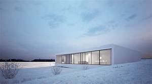 Reykjavik House - A Minimalist Dwelling by MOOMOO