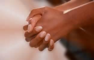 Image result for Black Praying Hands