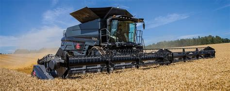 Combines  Combined Platform For Agco Brands  Cpm Magazine