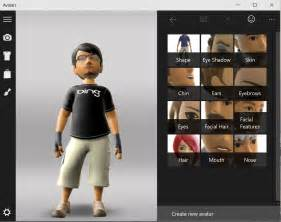 xbox avatar app  windows  check