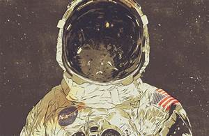 Astronaut Tumblr Theme - Pics about space