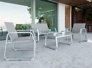 Meuble De Jardin Pas Cher : table jardin aluminium pas cher royal sofa id e de ~ Dailycaller-alerts.com Idées de Décoration