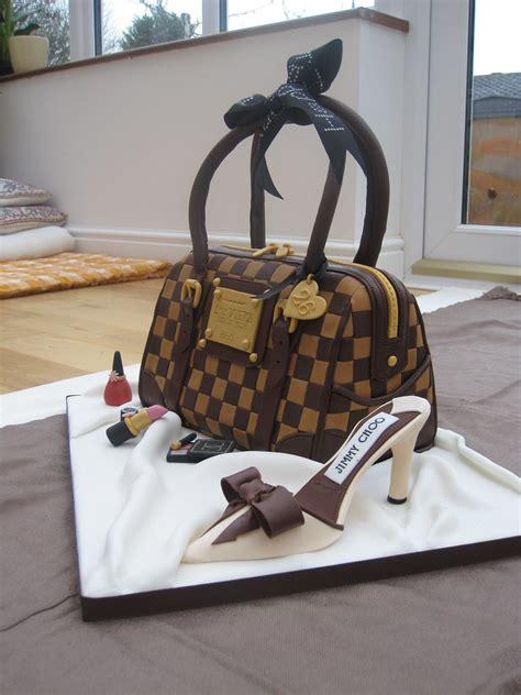 louis vuitton berkeley bag    cake   client  flickr