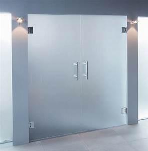verre trempes verre securit cabine douche ensemble With porte d entrée alu avec porte coulissante en verre pour salle de bain