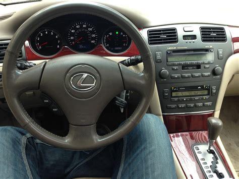 lexus es interior 2002 lexus es 300 interior pictures cargurus