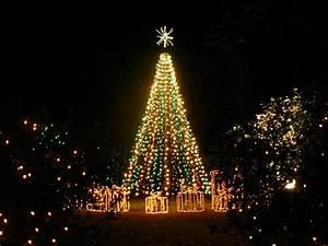 Led Weihnachtsbeleuchtung Außen : weihnachtsbaum mit beleuchtung 40 unikale fotos ~ Frokenaadalensverden.com Haus und Dekorationen
