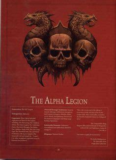 screen shot  alpha legion hq  horus heresy books