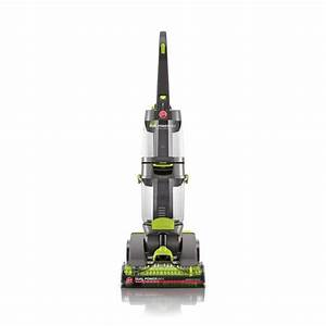 Hoover Dual Power Max Pet Carpet Cleaner Instructions