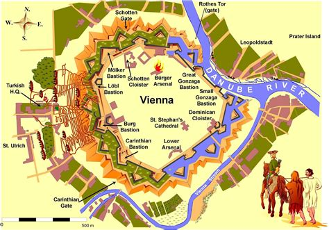 siege but hla oo 39 s muslims siege of vienna 11 september 1683