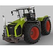 Claas Xerion Tractor  Tractors Pinterest