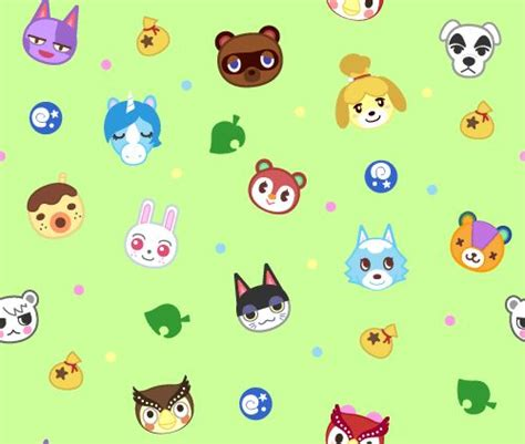 Animal Crossing Iphone Wallpaper - 17 best images about animal crossing tiles backgrounds