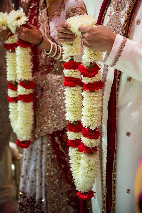 elegant indian wedding ceremony  baltimore manisha