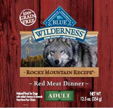 blue buffalo recalls dog food  elevated hormones