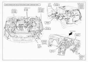 2008 Mazda Tribute Engine Diagram