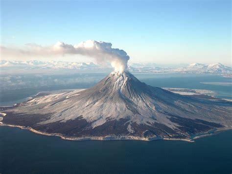 Volcano Images Augustine Volcano