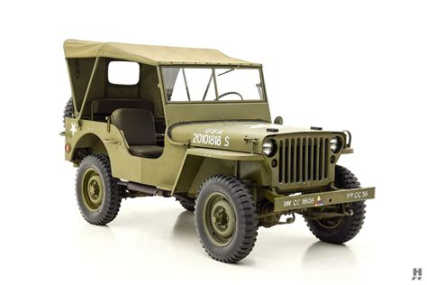 ford jeep 1942 ford gpw jeep hyman ltd classic cars