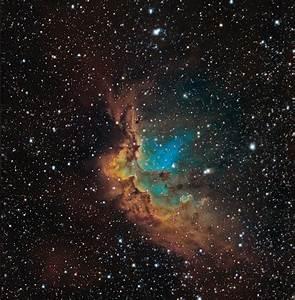 APOD: 2014 August 29 - The Wizard Nebula