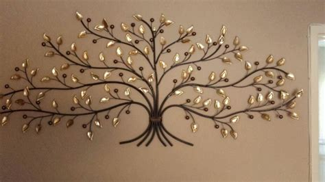 Best Collection Of Oak Tree Large Metal Wall Art