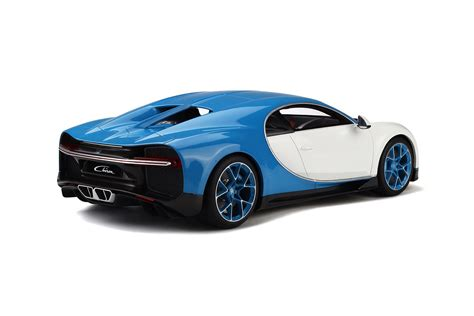 If you sign up for our alerts tool you will be notified by email when a price has been changed or the car has been sold. Kyosho/GT Spirit 1:12 Bugatti Chiron White/Blue KSR08664W-Z - YomaCarModel